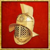 Gladiatoren Helm Pompeji