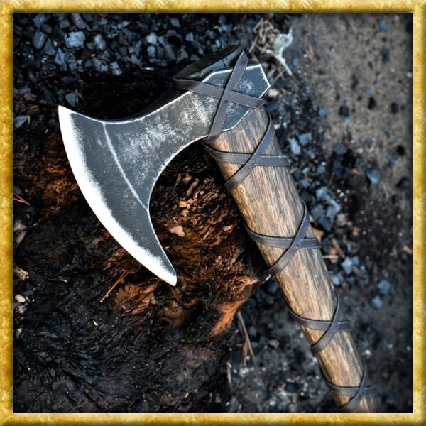 Vikings Axt von Ragnar - Geschliffen