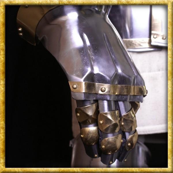 Ritterrüstung aus Churburg - Platte