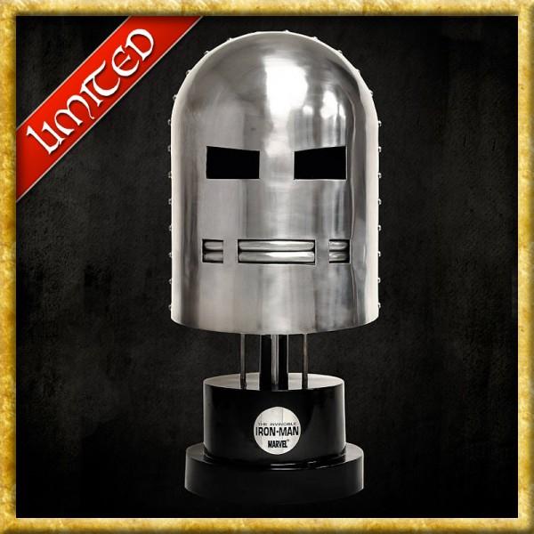 Helm Iron Man - Silber