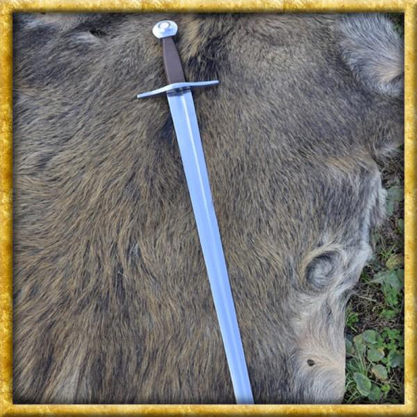 Mittelalterliches Einhandschwert für leichten Schaukampf