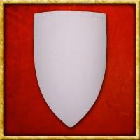 Wappenschild aus Holz - Rohling zum Selbstbemalen