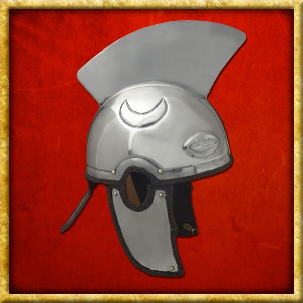 Spätrömischer Centurion Helm - Intercisa