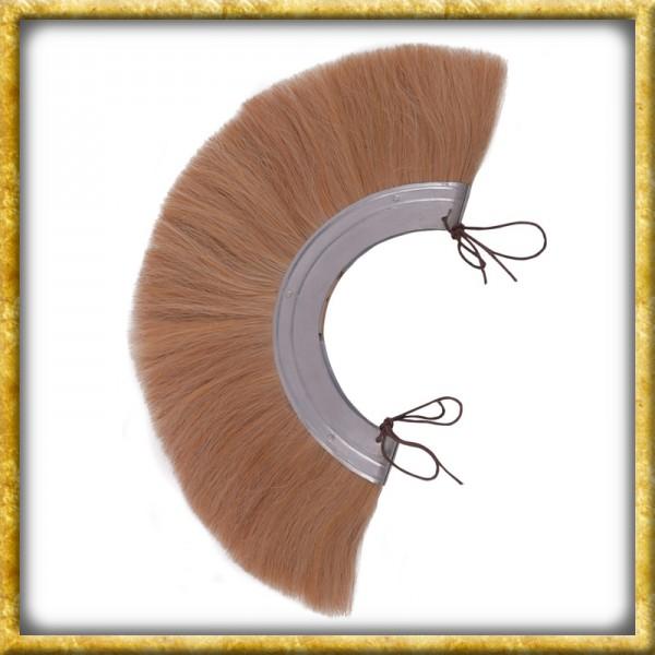 Römischer Helmbusch Metall Crista - Blond