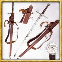 The Witcher - Schwert mit Gürtel & Scheide