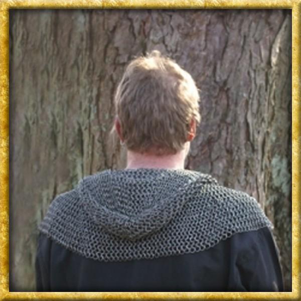 Kettenhaube - Römisches Geflecht
