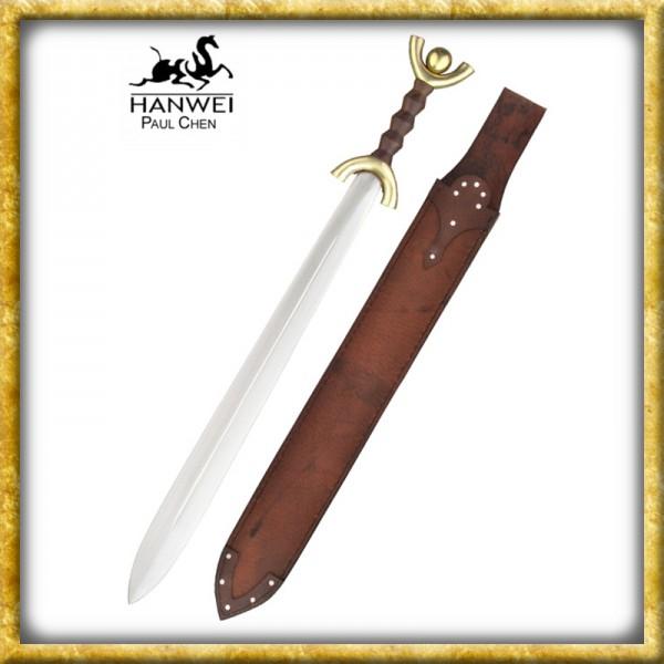 Keltisches Schwert - Geschliffen