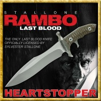 Rambo - Last Blood Heartstopper Messer