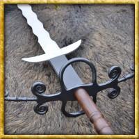 Zweihandschwert - Flamberge