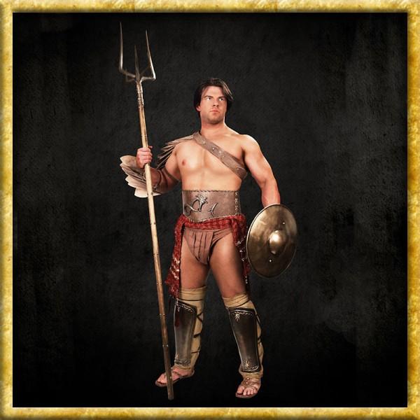 Spartacus - Dreizack Crixus