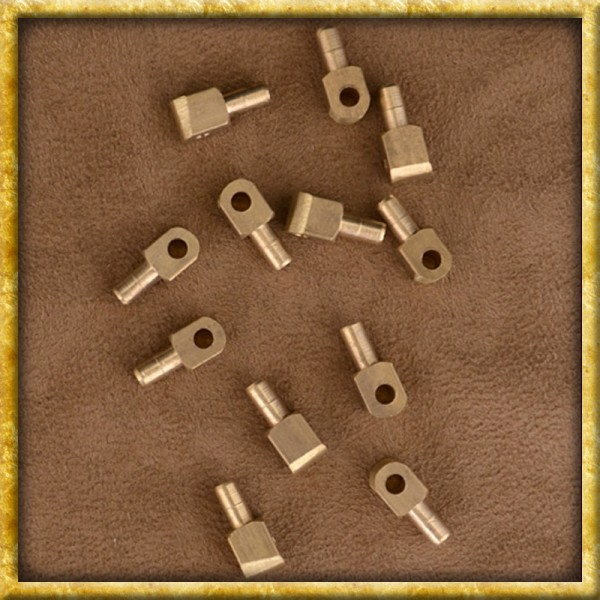 Ersatznieten für Beckenhaube - Vervelles