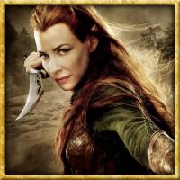 Der Hobbit - Kampfmesser von Tauriel