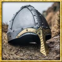 Schwerer Normannen Helm mit Nasalschutz