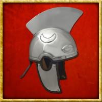 Spätrömischer Centurion Helm Intercisa