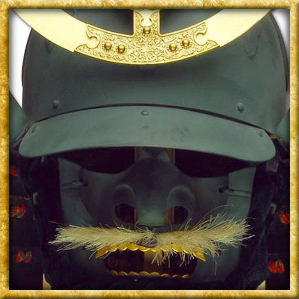 Helm - Kabuto des Oda Nobunaga