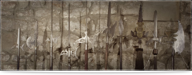 Waffenmeister | Mittelalter Hellebarden & Pikten