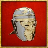 Kaiserlich/Gallischer Gesichtshelm