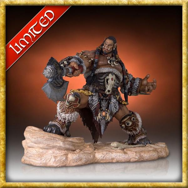 Warcraft - Statue Durotan 32 cm