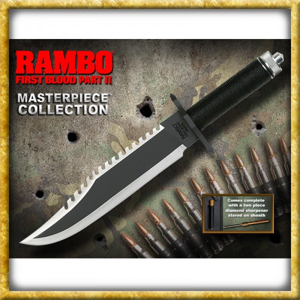 Rambo - First Blood Messer Standard Edition