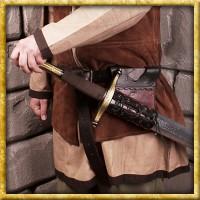 Schwerthalter Imperial - Rot/Schwarz