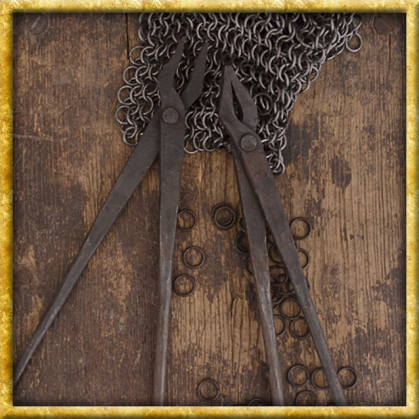Sarwürkerzangen - Handgeschmiedet