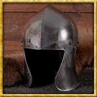 Norditalienischer Barbuta - 15. Jahrhundert