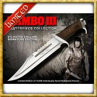 Rambo - Rambo III Bowie Sylvester Stallone Edition
