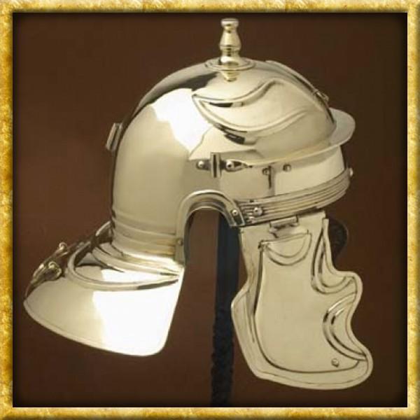 Römischer Helm Imperial Gallic I Aquincum