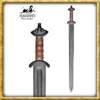 Sächsisches Schwert 9. Jahrhundert - Geschliffen