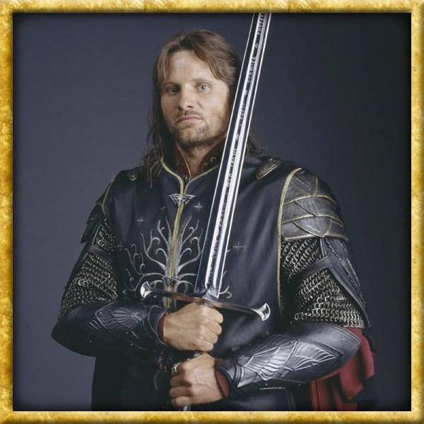 Herr der Ringe - Schwert Anduril Flamme des Westens