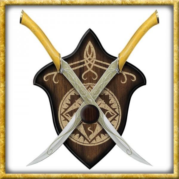 Herr der Ringe - Legolas Kampfmesser