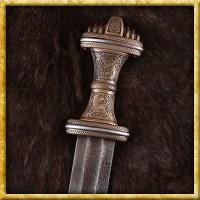 Angelsächsisches Schwert Fetter Lane - Damast