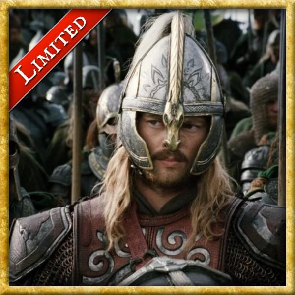 Herr der Ringe - Helm von Eomer