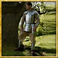 Vollrüstung Warrior - Platte