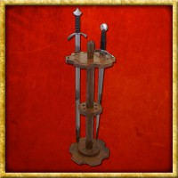 Runder Schwertständer für 12 Schwerter