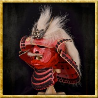 Helm - Takeda Shingen Kabuto