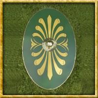 Schild der römischen Auxiliartruppen Parma Equestris