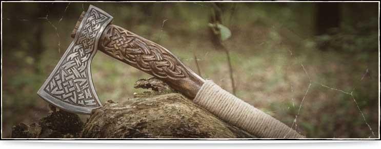 Mittelalter & Wikinger Äxtre | Waffenmeister