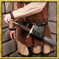 Schwerthalter Imperial - Grün/Schwarz