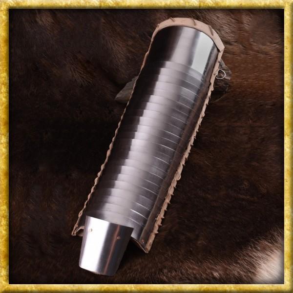 Römischer Armschutz Manica - Platte