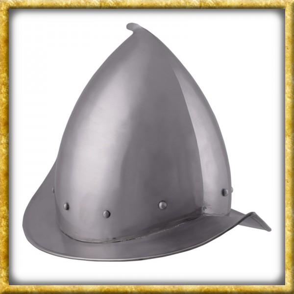Spitzer Morion Helm - 16. Jahrhundert