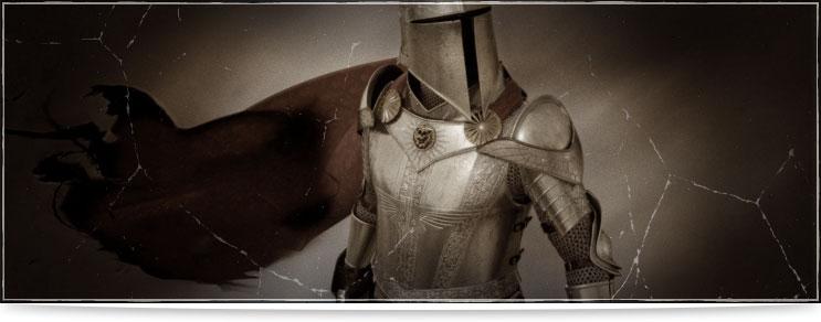 Waffenmeister | Plattenrüstungen für den Torso