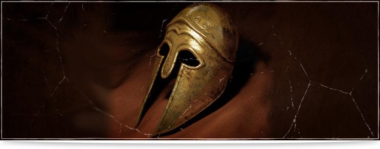 Waffenmeister | Griechische Helme