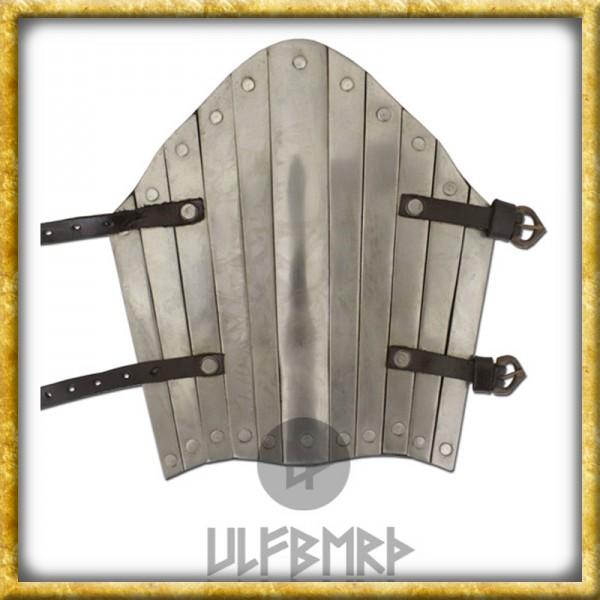 Armstulpe mit Stahlstreifen - Platte