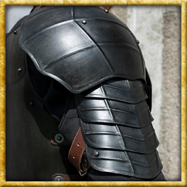 Schulterplatten Dark Drake - Platte