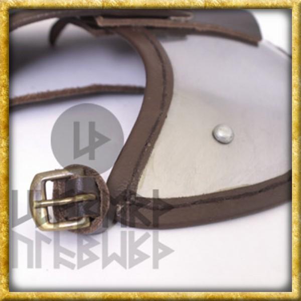 Wangenklappen für Helme