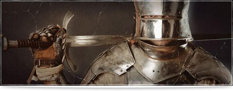 Plattenrüstungen | Waffenmeister