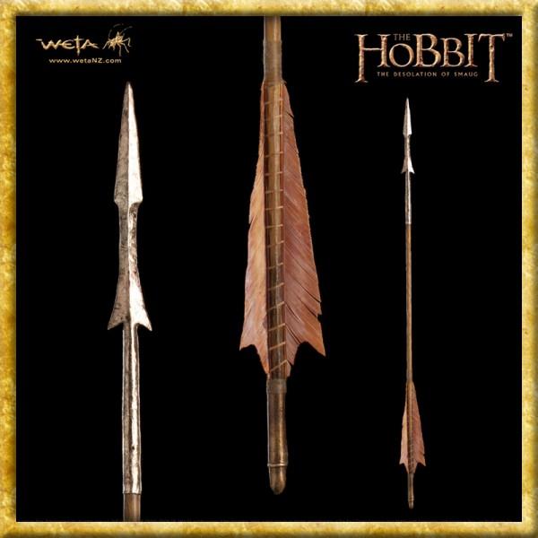 Der Hobbit - Tauriels Bogen mit Pfeilen