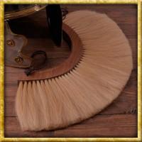 Römischer Helmbusch Holz Crista - Blond