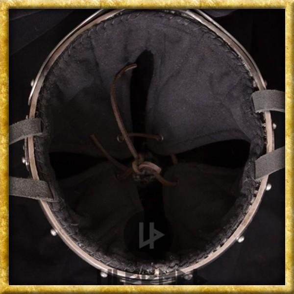 Helm Inlet aus Stoff